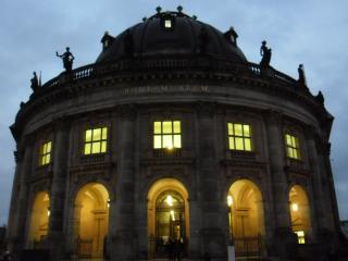 обои Музей тела в Берлине фото
