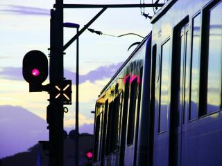 обои Железнодорожный семофор фото