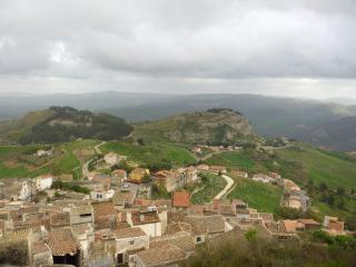 обои Сицилийска деревня фото