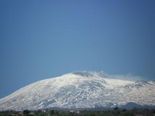 обои Вулкан Этна в Италии фото