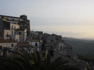 обои Здания сицилийского городка фото