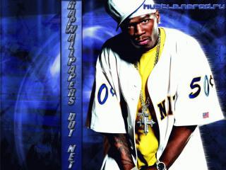 обои 50 cent  rapper фото