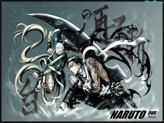 обои Naruto OVR фото