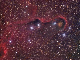 обои Звёзды далёкие и близкие фото