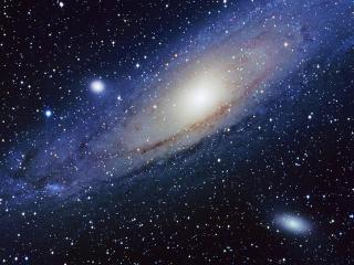 обои Новая галактика фото