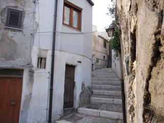 обои Улица сицилийской деревни фото