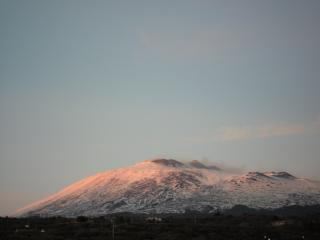 обои Действующий вулкан Этна фото