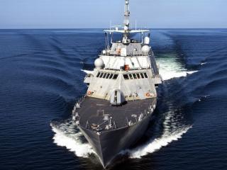 обои Военный корабль фото