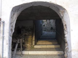 обои Проулок сицилийского городка фото