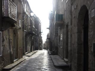обои Старые улицы мессина в сицилии фото