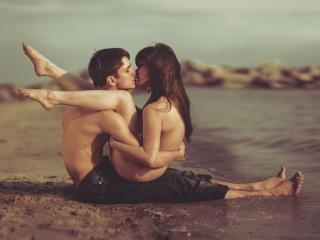 обои На берегу моря фото