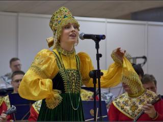 обои Русская песня фото