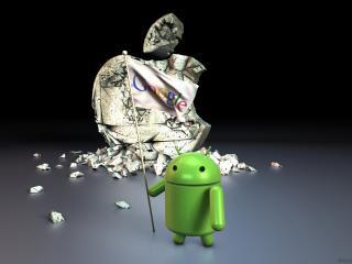 обои Android с флагом фото