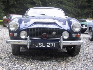 обои Jensen 541S 1960 перед фото