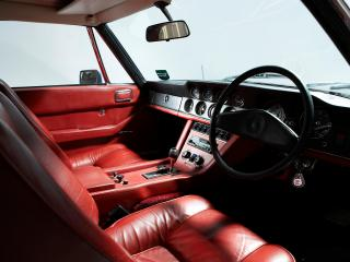 обои Jensen Interceptor III 1971 салон фото