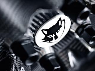 обои 2010 e-Wolf e-1 значек фото