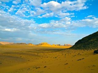 обои Пустыня Вади Рам фото