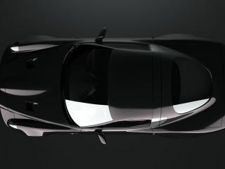 обои SV Motor SV 9 Competizione сверху фото