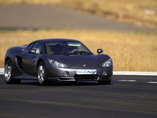 обои Ascari KZ1 мощная фото