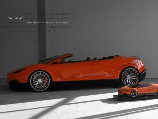 обои Savage Rivale Roadyacht GTS модель фото