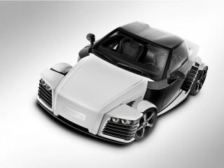обои Roding Roadster 23 капот фото