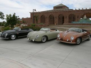 обои Vintage Speedsters 356 разные фото