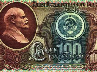 обои Старые сто рублей фото