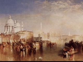 обои Тернер - Венеция фото
