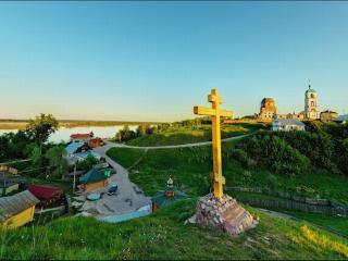 обои У родника Ильи Муромца в Карачарово фото