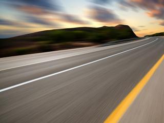 обои Скоростная магистраль фото