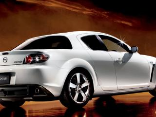 обои Автомобиль Mazda RX-8 фото