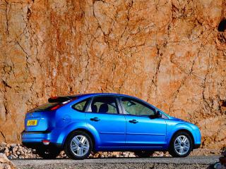 обои Ford focus 2 hatchback фото