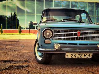 обои Автомобиль прошлого ВАЗ 2101 фото