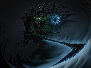 обои Warhammer некроны фото