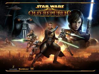 обои Персонажи из Звездных войн фото