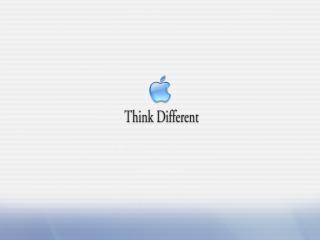 обои Think Different фото