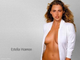 обои Estella Warren фото