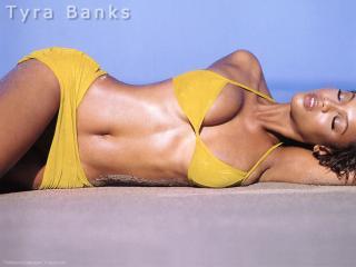 обои Tyra Banks фото