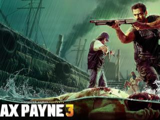 обои Кадр из новой игры фото