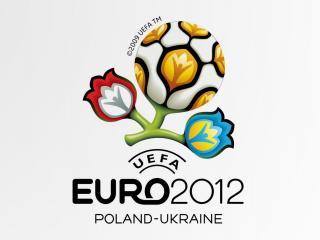 обои Логотип Euro 2012 фото
