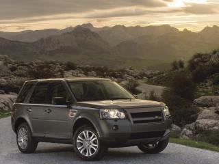 обои Land Rover Freelander фото