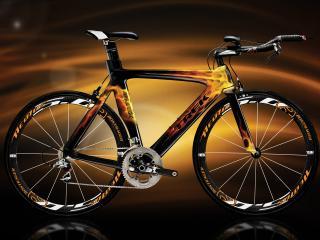 обои Тюнинговый велосипед фото