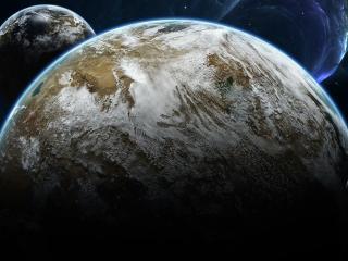 обои Большие и малые планеты фото