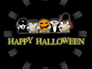 обои Веселый хеллоуин фото