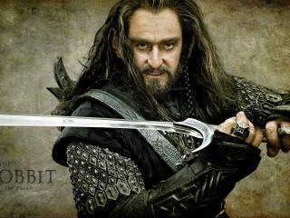 обои Рыцарь с мечом фото