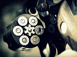 обои Револьвера барабан фото