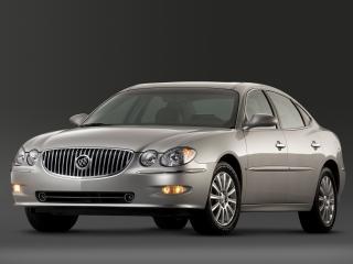 обои Buick LaCrosse CXS серый фото
