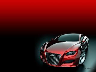 обои Ugur Sahin Design Audi LOCUS красивый фото