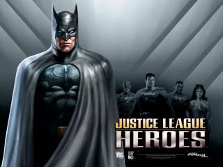 обои Heroes (Justice League) фото