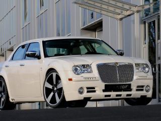 обои Тюнинг ателье Startech переделали Chrysler 300C фото